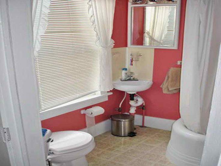 Modern Apartment Bathroom Makeover ~ http://lanewstalk.com/conducting-apartment-bathroom-makeover/