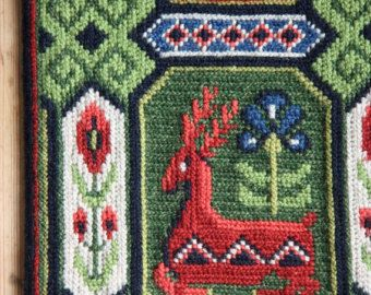 swedish woolen embroidery - Google Search