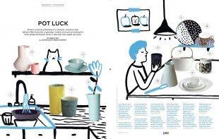 VO | Valérie Oualid : Agent d'illustrateurs | Marie Assénat | Pot Luck