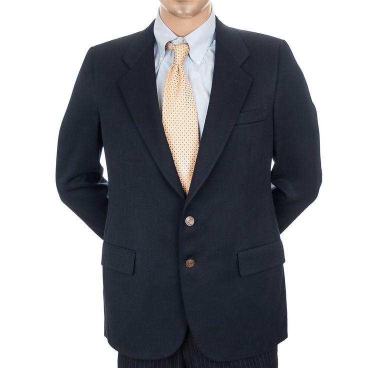 Valentino Men Wool Blazer Sport Coat Mens Vintage Formal Suit Blazer Gents Jacket iU9QhSKMiw