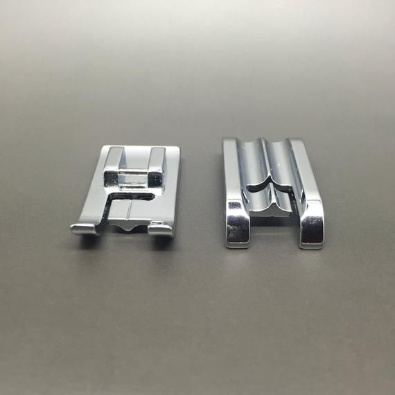 Snap On Double Welting Piping Cording Foot,