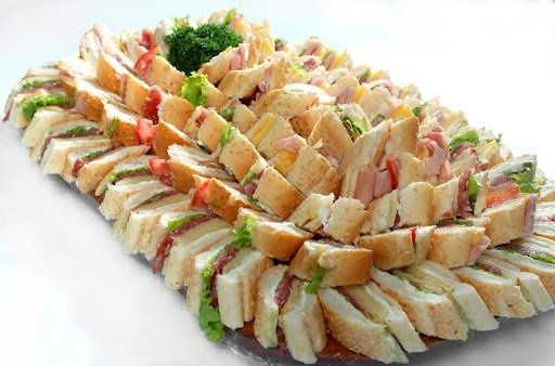 Kids birthday party food ideas baguette party kids food - Kids party food table ideas ...
