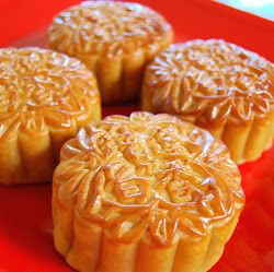kue bulan - beautiful