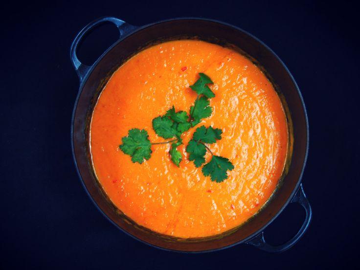 Spicy Pumpkin Soup  http://www.ballaratfood.com/index.php/spicy-pumkin-soup