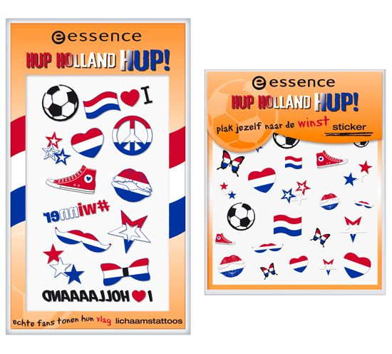 Essence Hup Holland Hup Summmer 2014 Collection