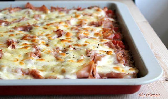 Tritopizza, ovvero la pizza senza pasta ma con carne macinata - La cassata celiaca