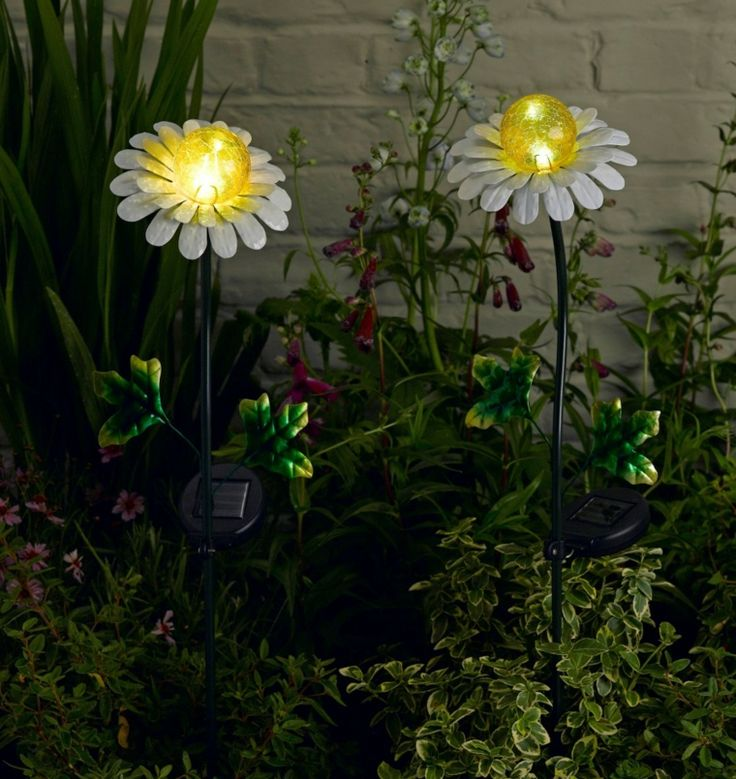 Daisy Solar String Lights: 133 Best Images About Ideas Para El Jardín On Pinterest