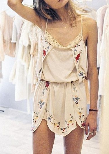 flowy + neutral-perfect for summer