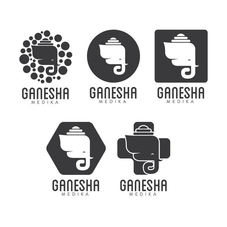 logo draft Ganesha Medika