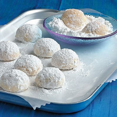 Cardamom and browned butter give these melt-in-your mouth cookies irresistible flavor!