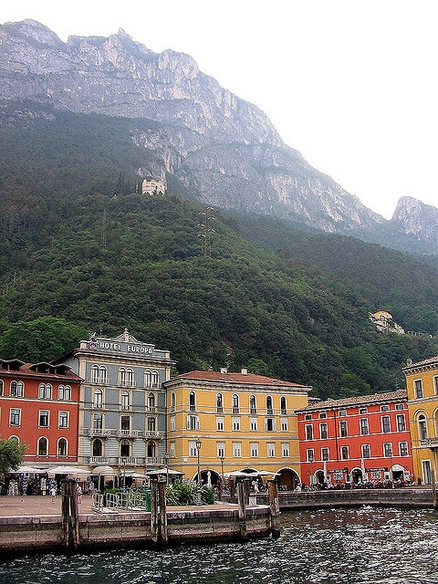 Riva del Garda by jmannikko. Hoping to go back someday and stay someday. Many good memories!