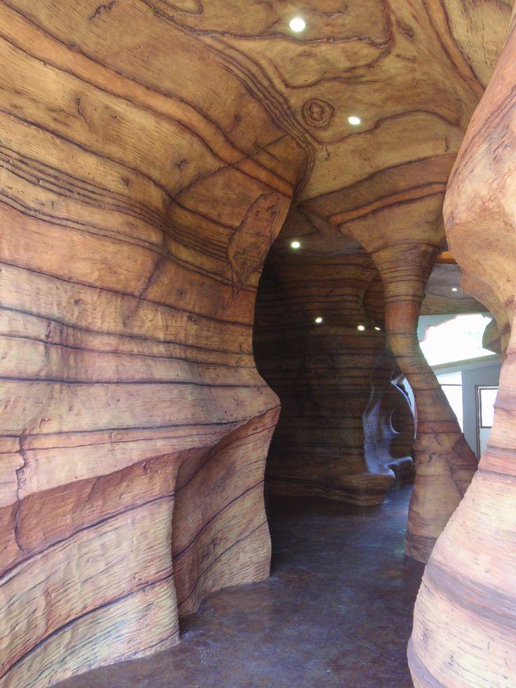 Vista lateral y columna central. Si quieres ver más, visita OneDreamArt.com