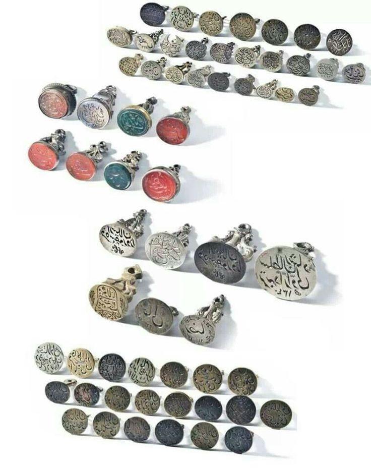 Beautiful Ottoman rings