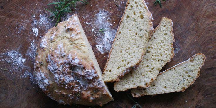 I Quit Sugar - Soda Bread by Jacqueline Alwill