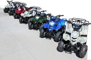 NEW 110cc Youth ATV's. 6 mo WARR WE PAY THE TAXES! LARGER AVAIL