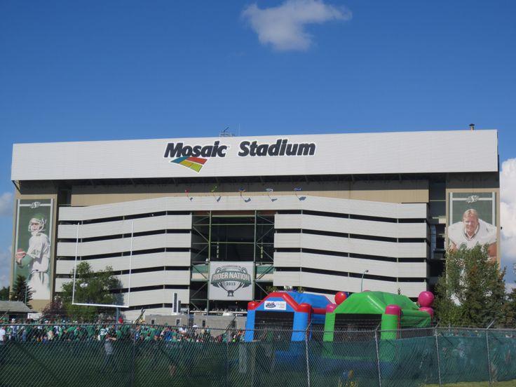 Mosaic Stadium Taylor Field
