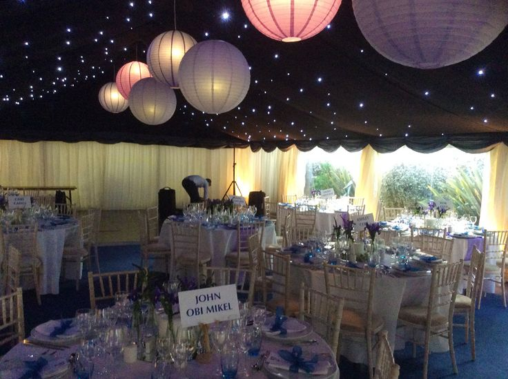 marquee lighting ideas. chelsea themed marquee lighting ideas
