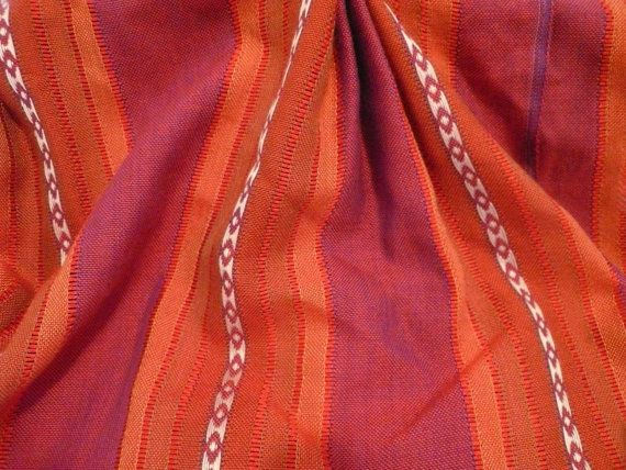 Mid Century Vintage Drapes 1970s Drapes Purple and by Tasteliberty, $78.00