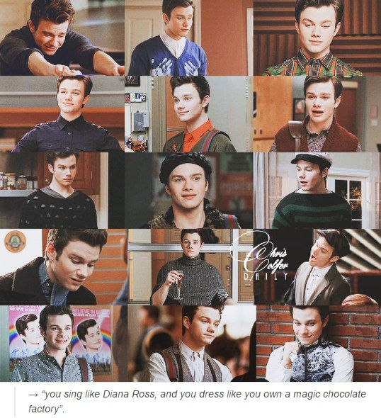 Chris Colfer Daily » Крис Колфер