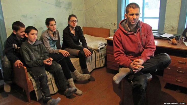#world #news  German Family Trades 'Sexually Permissive' West For The Wilds Of Siberia  #StopRussianAggression #FreeKarpiuk