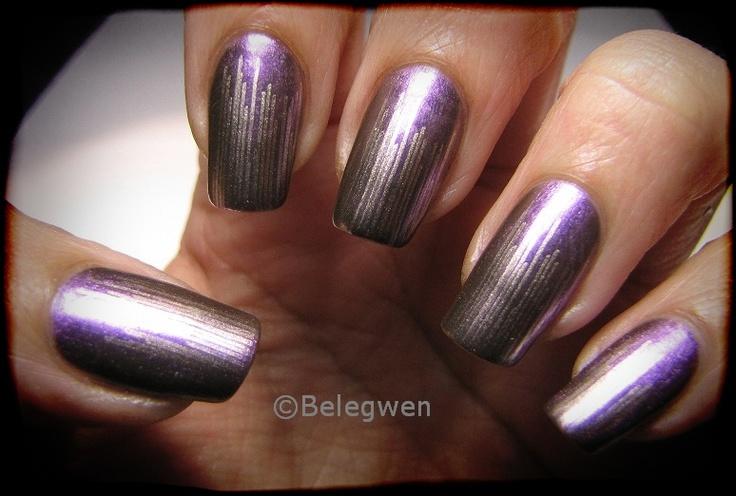 Nail Art by Belegwen: Nothing Special...