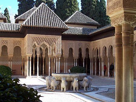 Siete maravillas españolas, La Alhambra