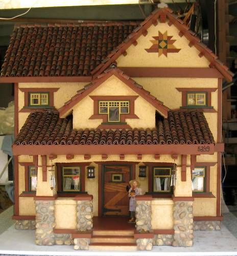971 Best Images About * Doll House * On Pinterest