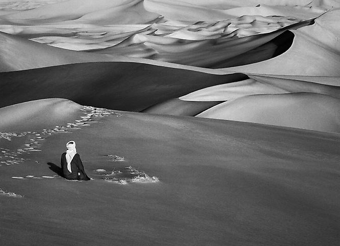 Sebastiao Salgado from the Genesis series