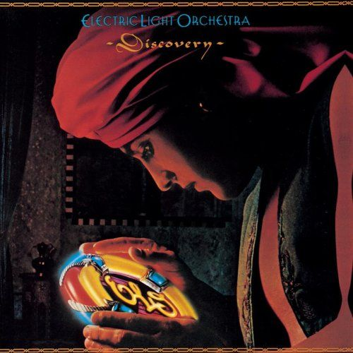 """Discovery"" by Electric Light Orchestra (ELO) was released in the U.S. on June 8, 1979. It contained the hit single ""Don't Bring Me Down""."