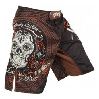 Santa muerte Venum - MMA fight short.  I love the style!