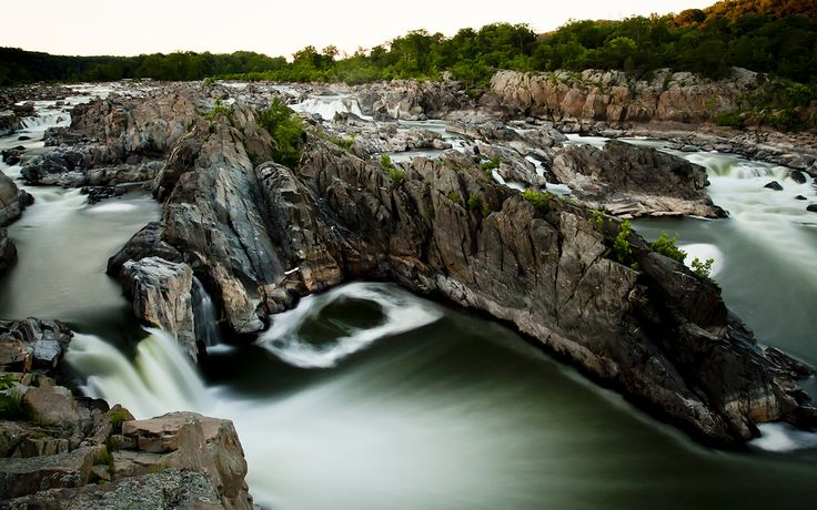 Great Falls, in Virginia
