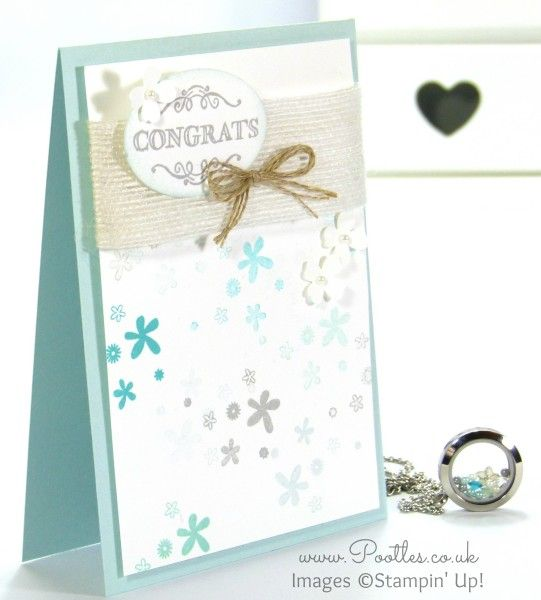 44 best 2015 perpetual calendar images on pinterest birthday south hill designs stampin up sunday blue congratulations card locket perpetual birthday calendarcongratulations m4hsunfo