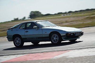 eBay: 1986 Porsche 924S Manual in Crystal Green Metallic #classiccars #cars ukdeals.rssdata.net
