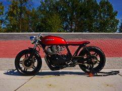 Honda CB750 K Ugly Motors