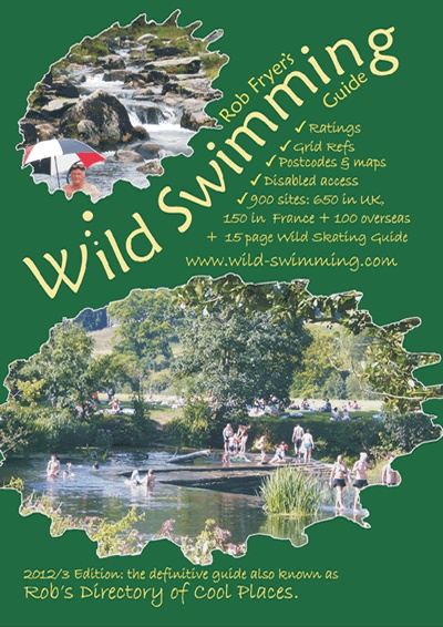 The best wild swimming guidebook available in the UK