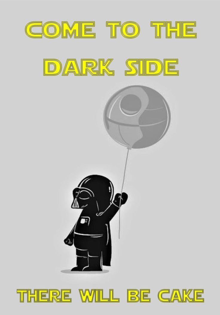 My friend Star Wars birthday card :)
