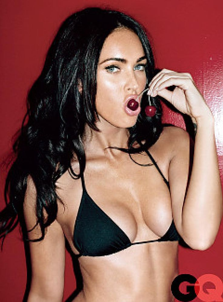 Consider, that megan fox cherry recommend