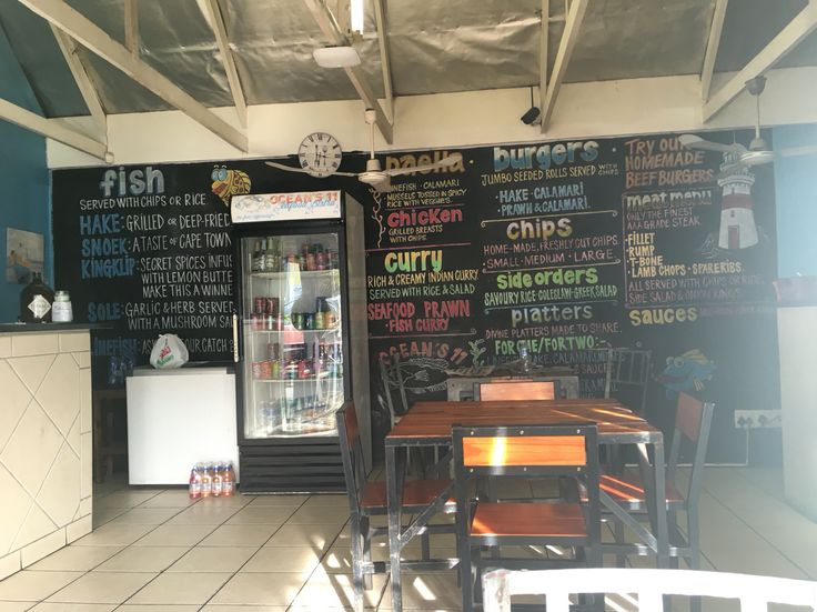 Port Elizabeth, Catch 22, best fish ever.