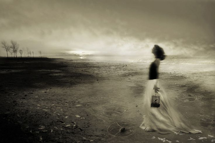 Traveling Dream {Angela Bacon-Kidwell}