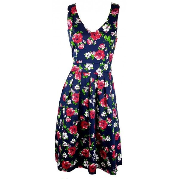 Hadley Floral Party Dress