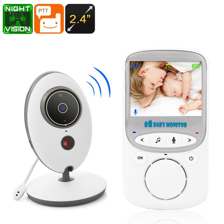 Video Baby Monitor - Pick Pay Post