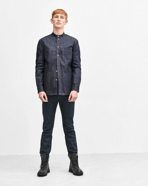 Lavy Raw Denim