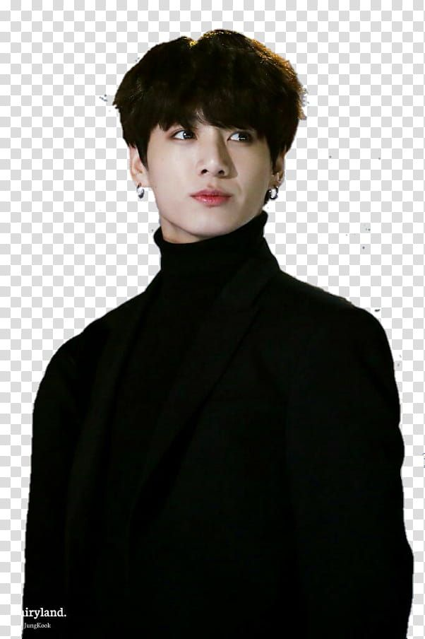Jeon Jungkook Bts Member Standing Wearing Sweater Transparent Background Png Clipart Bts Face Wearing Purple Jungkook Aesthetic