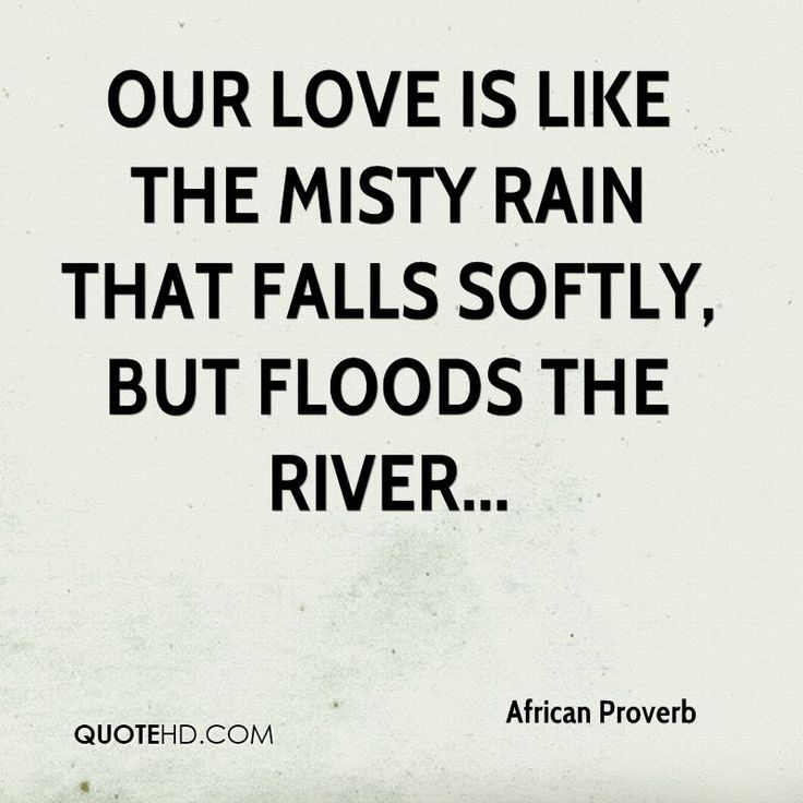 African Love Quotes. QuotesGram