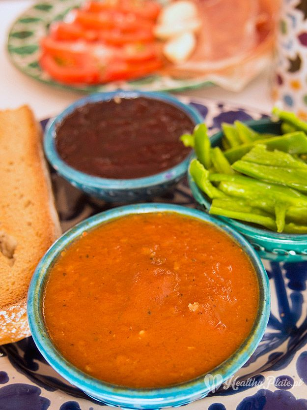 spanish breakfast / desayuno español