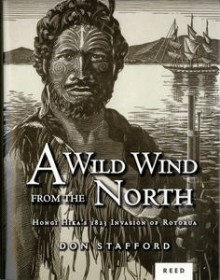 Book Cover: A Wild Wind From The North:Hongi Hika's 1823 Invasion