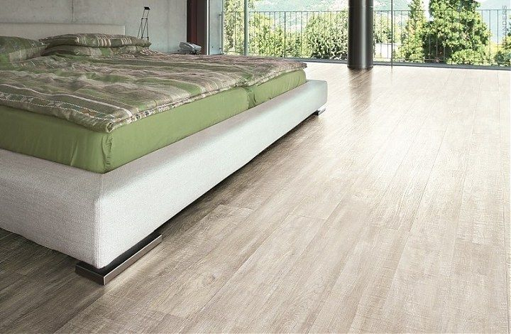 Vinylcomfort - Claw Silver Oak