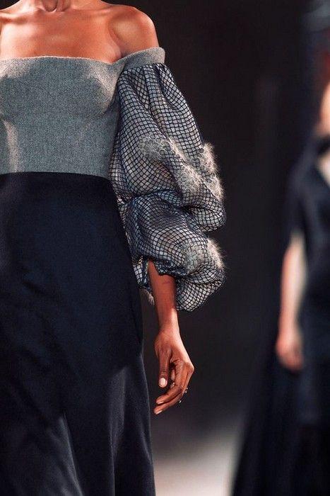 20 Looks by fashion Designer Ulyana Sergeenko Glamsugar.com Ulyana Sergeenko Couture details