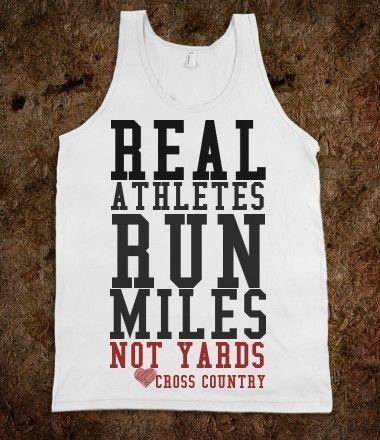Love Cross Country tank top tee t shirt