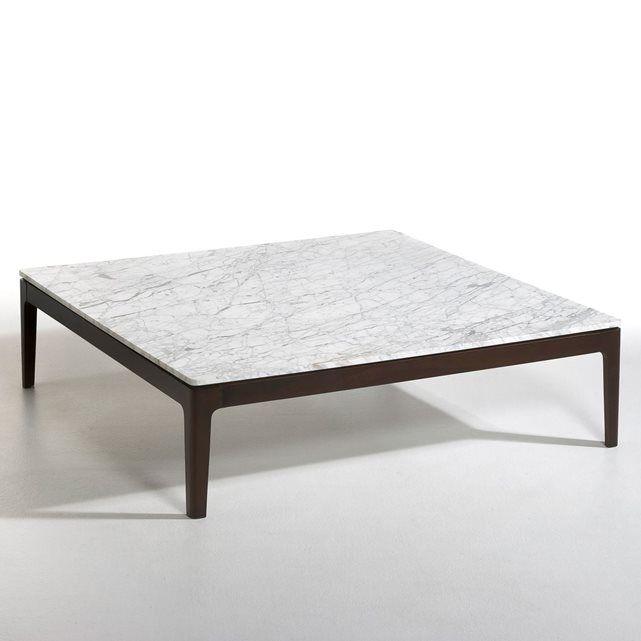 Table basse plateau marbre, Helda